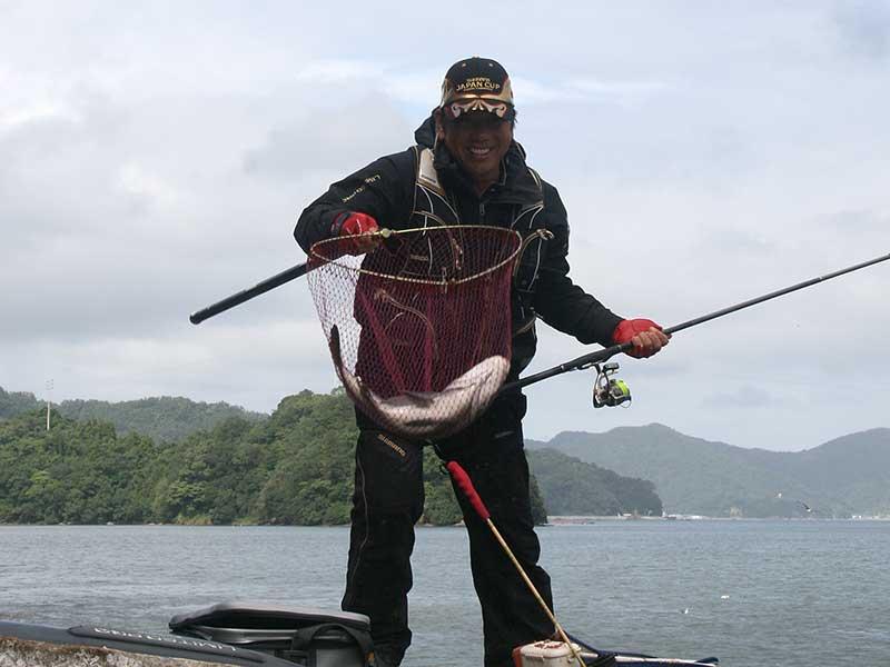 ジャパンカップクロダイ 大型チヌ