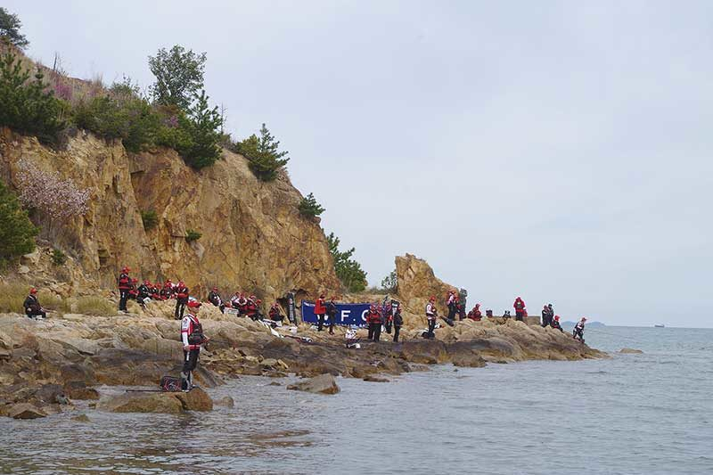 WFG 前島 石切場