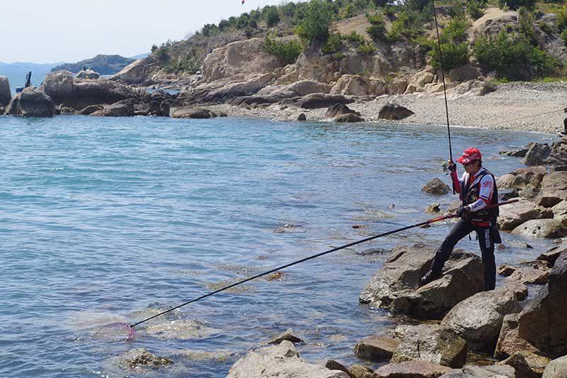 WFGチヌ 野口 チヌ釣り