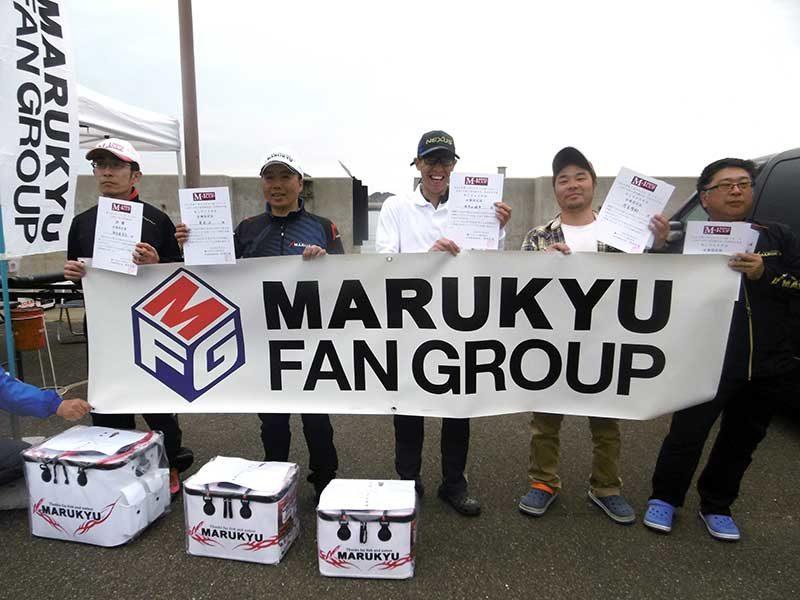 MFG M-1 上位入賞者