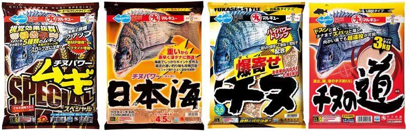 チヌパワームギスペシャル チヌパワー日本海 爆寄せチヌ チヌの道