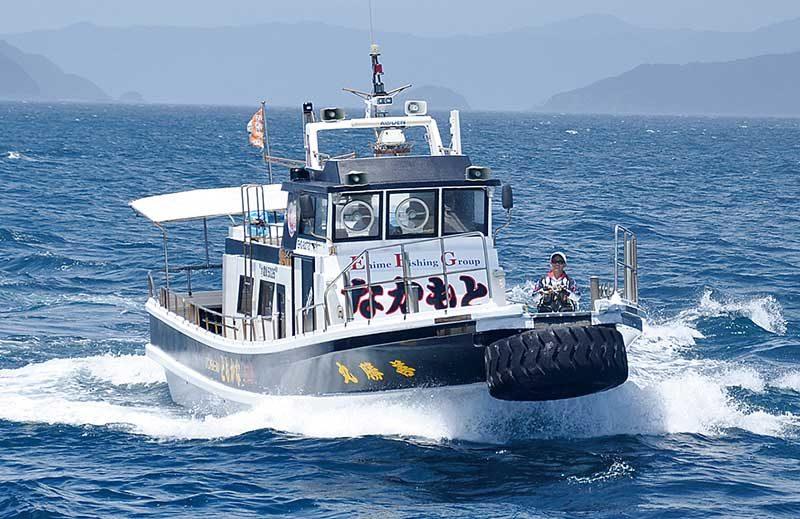 中本渡船 御五神島