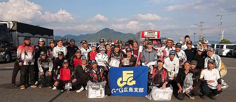 GFG広島支部親睦チヌ釣り大会