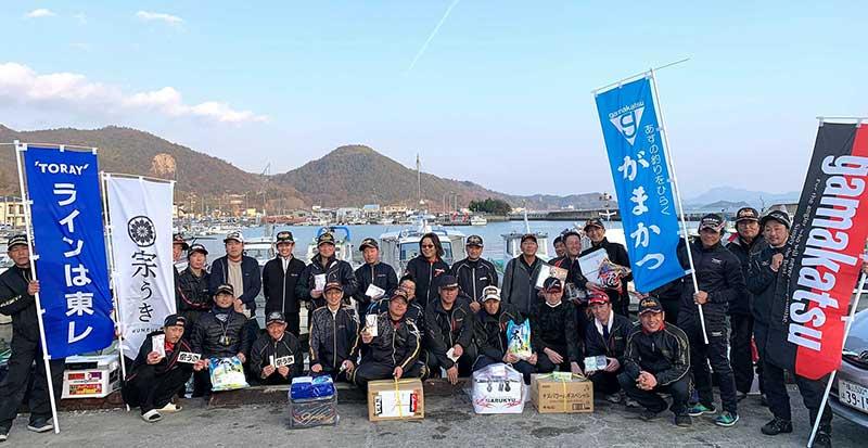 第3回 新春チヌ釣りparty2020