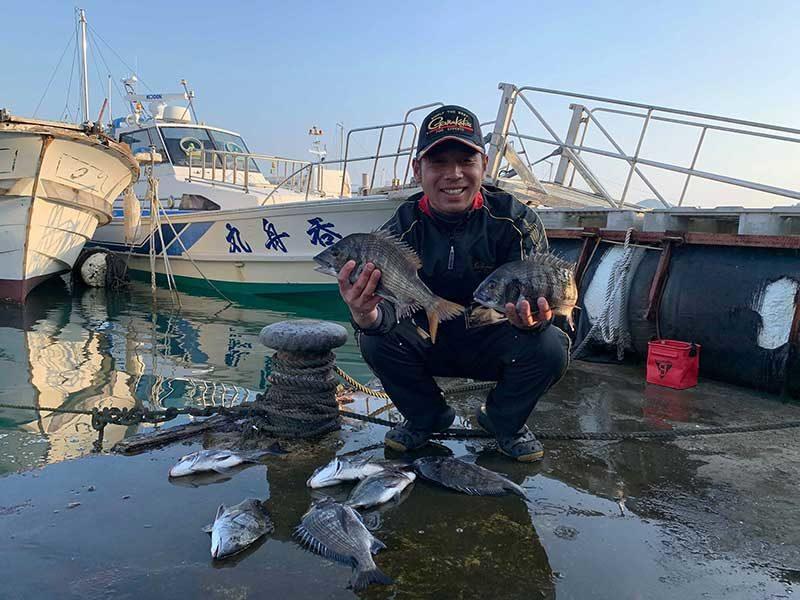 第3回新春チヌ釣り
