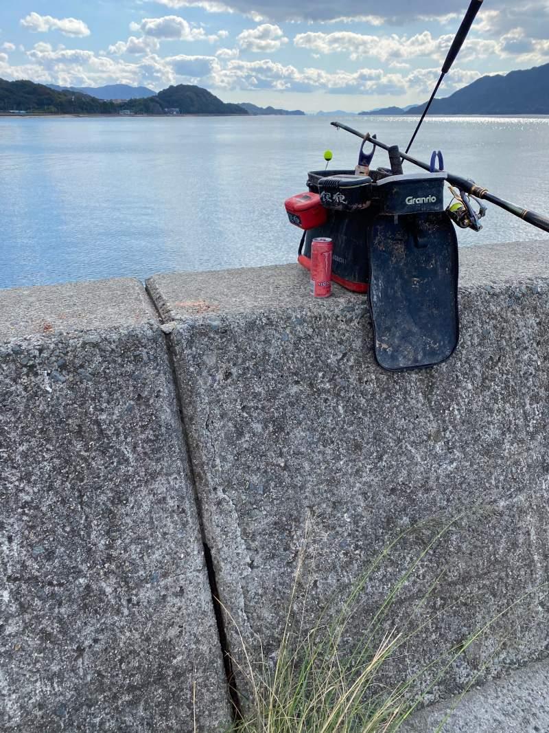 小田漁港 江田島 釣り
